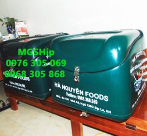 Thùng chở hàng MGShip5 (thực phẩm)