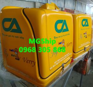 Thùng chở hàng MGShip7 (hàng tiêu dùng)