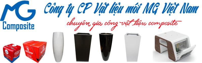 CTCP VẬT LIỆU MỚI MG VIỆT NAM